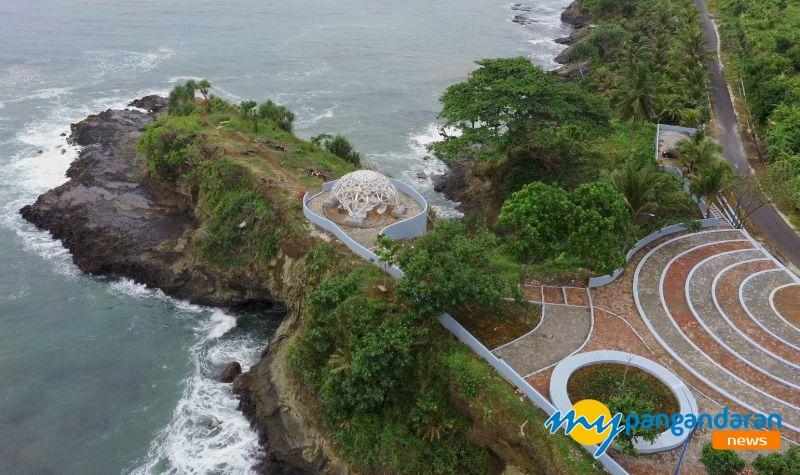 Pantai Karapyak Jadi Primadona Baru Pangandaran