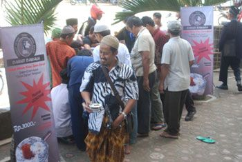 Dawet Hitam Dawet Dawala Jajanan Baru Khas Jawa Barat