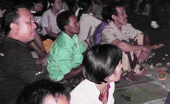 Mengenang Jaman Ramenya Hajatan Nanggap Video di Pangandaran