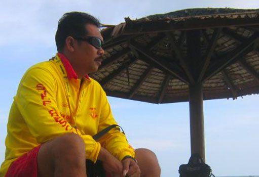 Mengenal Lebih Dekat Ketua Balawista Pangandaran, Dodo Taryana