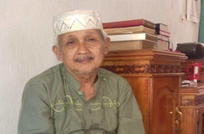 Mama Ucin, Pimpinan Pesantren Tertua di Pangandaran