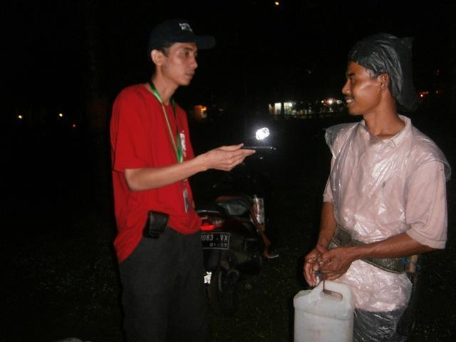 Liwon, Pendekar Gula Kelapa Pantai Barat Pangandaran