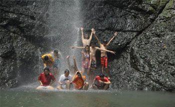 Air Terjun, Berpetualang di Cagar Alam Pangandaran Bagian 2