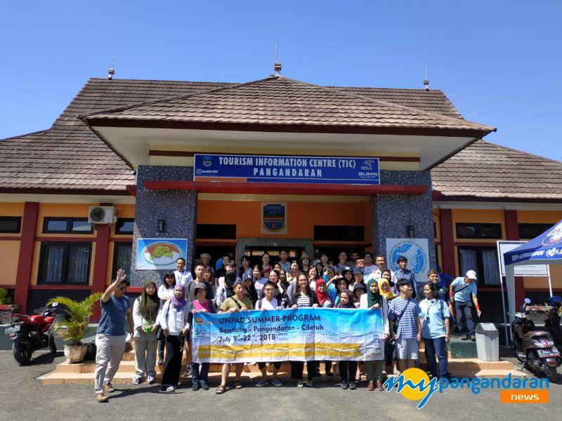 Bantu Promosi Pangandaran, UNPAD Adakan Summer Program 2018
