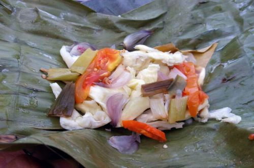 Pepes Durian, Kuliner Unik Dari Margacinta