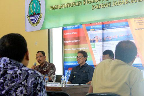 Rapat Koordinasi Sinegritas Pembangunan Kabupaten Kota Jabar-Jateng