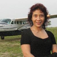 Susi Pudjihastusi, Juragan Pesawat dari Pangandaran