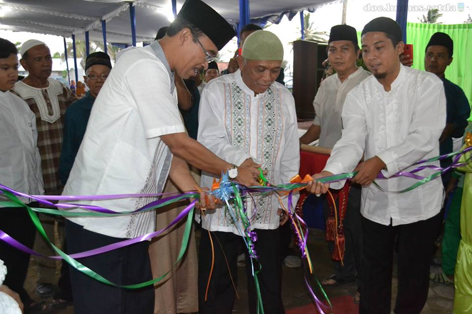 Tarawih Keliling Pejabat Pemda Kabupaten Pangandaran