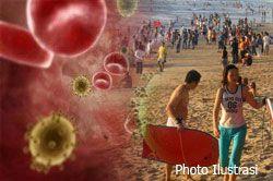 Tempat Wisata Identik Dengan HIV AIDS?