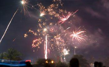 Tips Merayakan Tahun Baru di Pantai Pangandaran