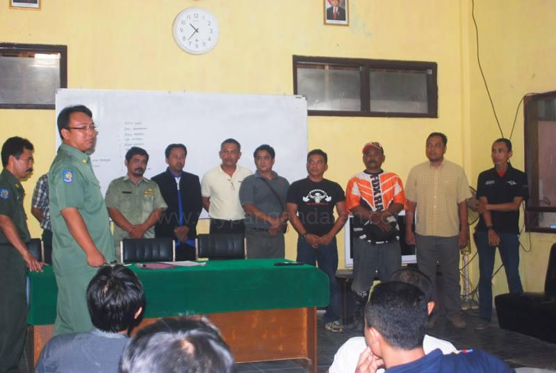 Rapat Koordinasi Pembentukan KONI Kab.Pangandaran