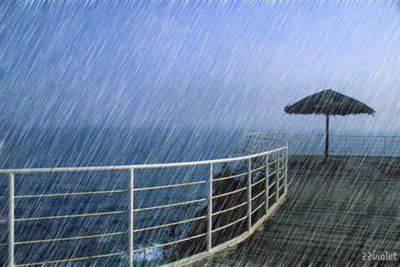 Hujan Masih Akan Hiasi Langit Objek Wisata Pekan Ini