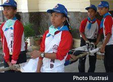 1050 Anggota Palang Merah Remaja Dilantik