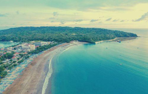 2019, Pemerintah Siapkan Dana 5 Triliyun Bangun KEK Pariwisata Pangandaran