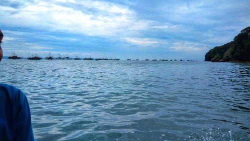 3 Nelayan Pangandaran Tak Kunjung Pulang dari Laut, Team SAR Lakukan Pencarian