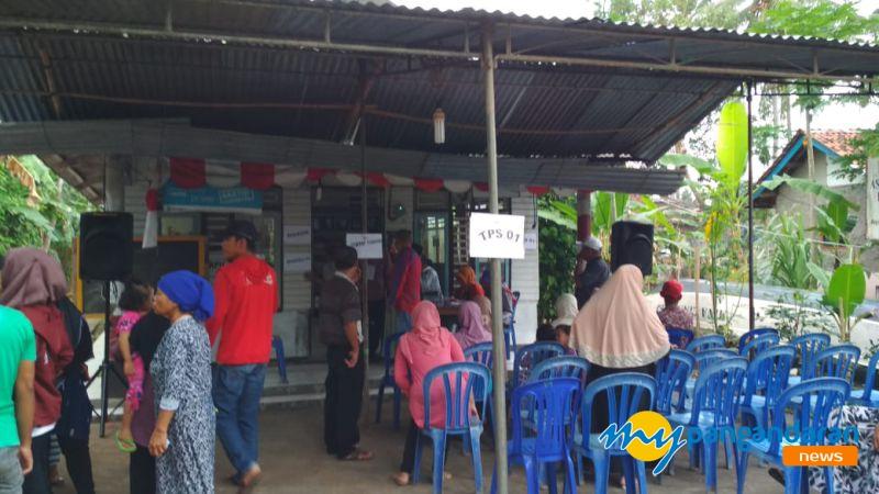 310-Ribuan Warga Pangandaran Bakal Memilih Gubernur Jawa Barat Hari Ini
