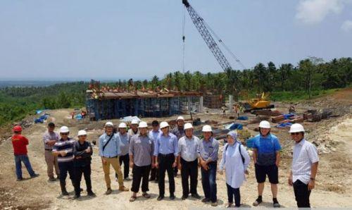 7 Bulan Berjalan, Inilah Progress Pembangunan Kampus Unpad di Pangandaran