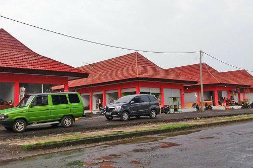 Akan Dijadikan RTH Pedagang Pasar Pananjung Di Relokasi