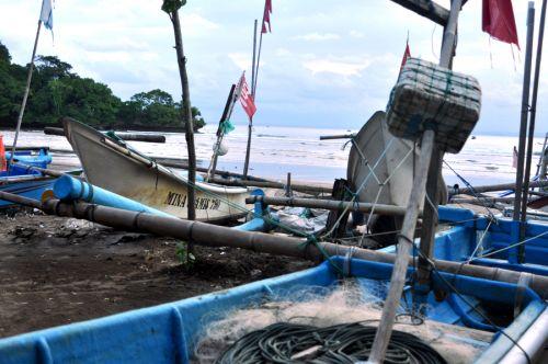 Akibat Cuaca Buruk Nelayan Pangandaran Gagal Melaut Dan Merugi