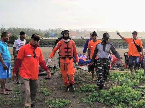 Alhamdulillah, Sempat Hilang Tiga Nelayan Pangandaran Ditemukan Selamat
