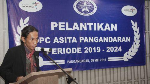 Asita Pangandaran : Prediksi H+3 Puncak Kunjungan Wisatawan