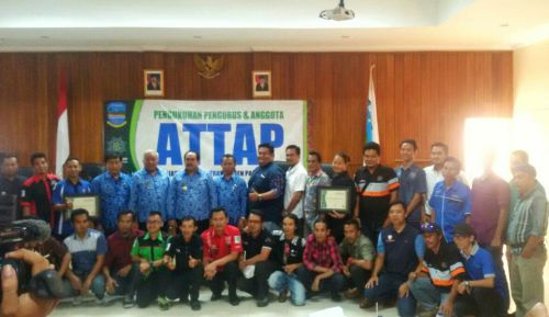 Asosiasi, Pengurus dan Anggota ATTAP Di Kukuhkan Bupati