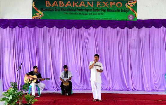 Babakan Expo 2012 Meriahkan Ngabuburit