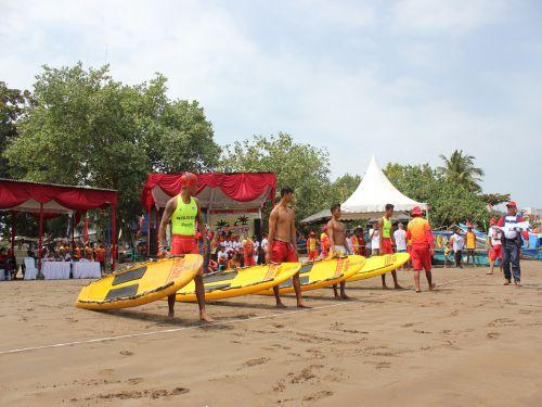 Balawista Kab Pangandaran Gelar Kompetisi Balawista 2019