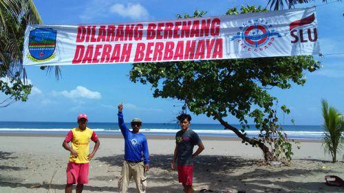 Balawista Pangandaran Siap Amankan Libur Lebaran