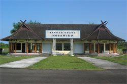 Bandara Nusawiru Kambali Dibuka
