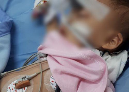 Bayi Reyval Aulian Akhsan Penderita Jantung Bocor Asal Pangandaran Butuh Bantuan