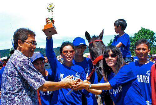 Beri Apresiasi, Bupati Hadir di Pangandaran Cup II