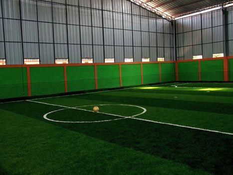 Bisnis Lapang Futsal Mulai Dilirik Pengusaha Dari Luar Pangandaran