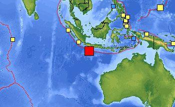 Cilacap Dilanda Gempa, Warga Pangandaran Kaget, Berpotensi Tsunami