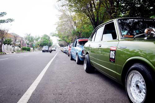 Corolla Classic Ciamis (Coroto) Silaturahmi Pangandaran 2014
