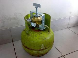 Curi Tabung Gas, DRS Dihakimi masa
