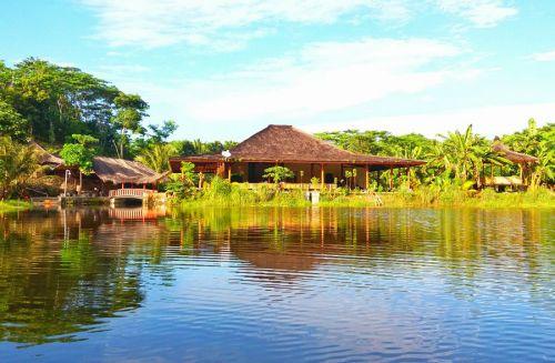 Danau DJ Pilihan Lain Berlibur Di Madasari