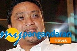 Dede Yusuf Terima Komisi II DPR Dalam Rangka Pemekaran Pangandaran