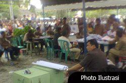 Desa Babakan Pilih Kepala Desa Hari Ini
