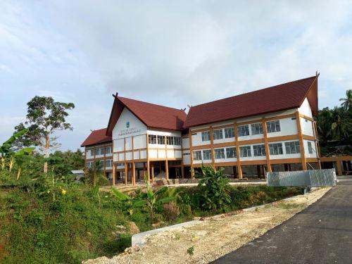Desa Cintakarya Bakal Jadi Kota Baru di Pangandaran