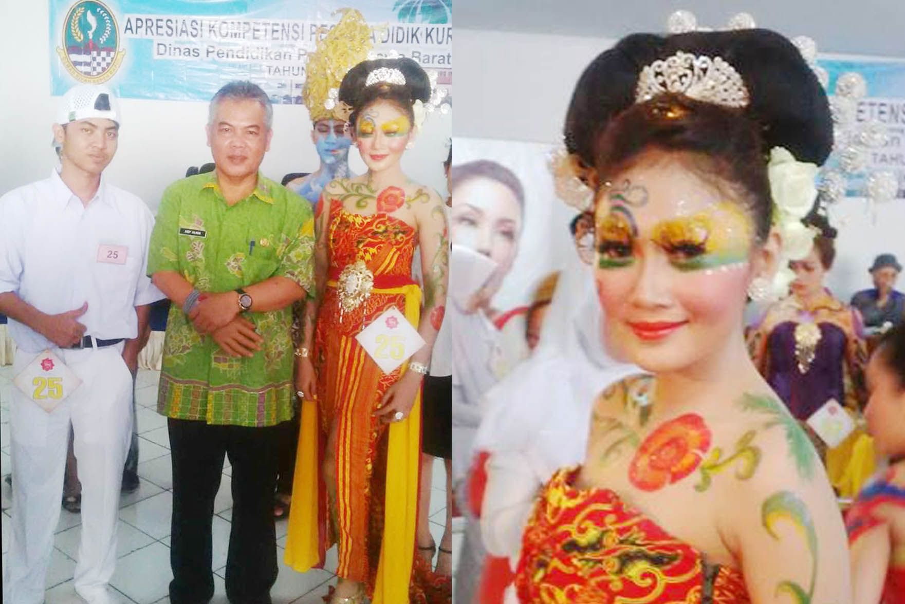 Dewi Rengganis Pangandaran Masuk Dalam Nominasi 10 Besar