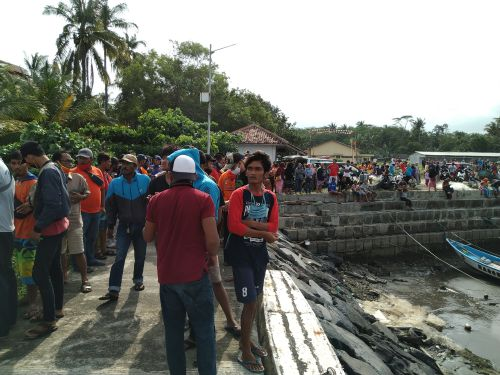 Dikabarkan Hilang, Tiga Nelayan Pangandaran Ditemukan Selamat