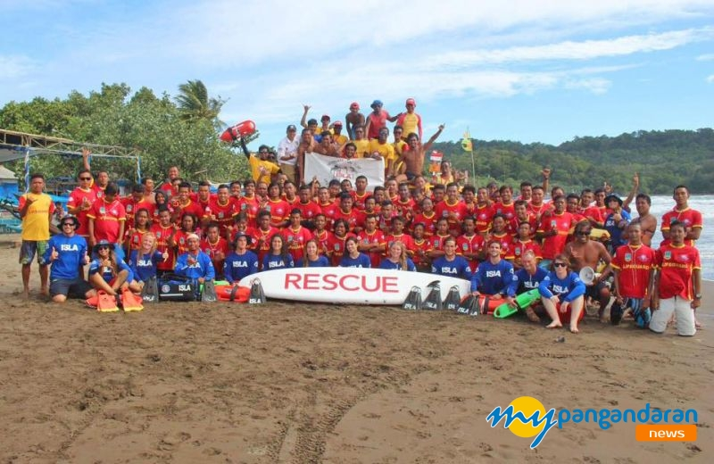 Diklat Lifeguard Basic Open Water Kembali Di Gelar di Pangandaran