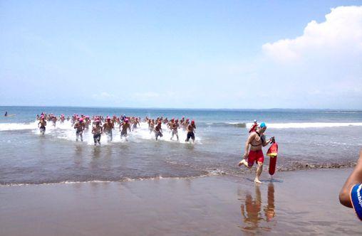 Diklat Lifeguard Kelas Dunia Digelar di Pangandaran