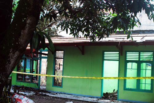 Ditinggal Berobat Pemiliknya, Rumah di Karangsari Terbakar