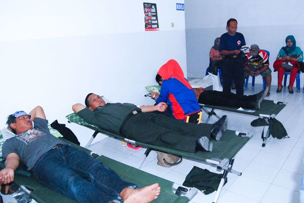 Donor Darah NJM Dalam Rangka Hari Konsumen Nasional