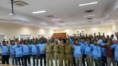 Dukung Visi Misi Pariwisata, Kompepar Adakan Rakor DTW se-Kabupaten Pangandaran