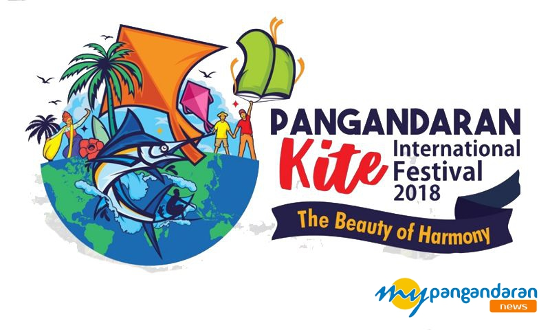 Event Pangandaran International Kite Festival Bakal Digelar Juli 2018
