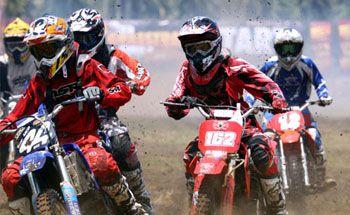Extra Grasstrack 2011 Pangandaran, Pembalap Nasional Berjaya