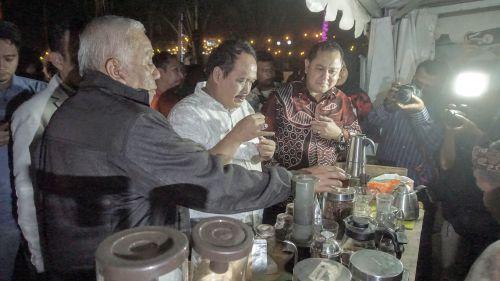Festival Kopi Menyemarakan HUT Kab Pangandaran Yang ke-7